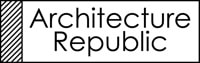 Architecture Republic, Canberra and Bowral, logo