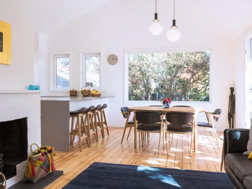 Small, Smart Canberra Renovation